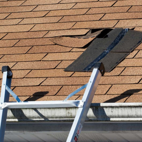 roof that needs to be repaired, oneonta al